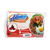 Alamie - Mie Buah Naga - Kuah Bawang 50gr - Mie Sehat