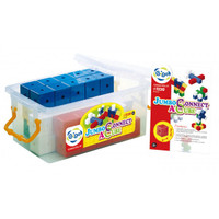 Gigo Jumbo Connect A Cube 25 pcs Early Childhood