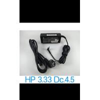 Adaptor HP 19.5 V 3.33 A ( 4.5 ) Jarum Biru CHARGER LAPTOP NOTEBOOK