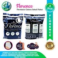 Florence - Pembalut Celana Sekali Pakai - Isi 2