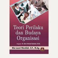 Teori perilaku dan budaya organisasi