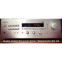 home theater receiver Nakamichi AV-10