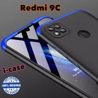 Case Redmi 9C GKK 360 Original - Casing Cover Xiaomi Redmi 9C