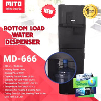 Dispenser Mito MD 666 galon bawah