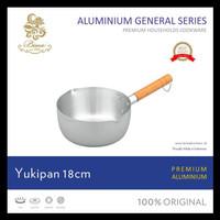 Bima Panci Susu Indomie 18 cm Yukipan Saucepan Alumunium Milk Pan