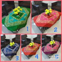 Taplak Meja Tamu Batik Cap Murah !!