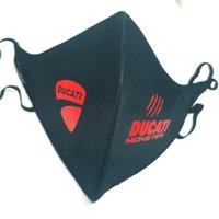 Masker bomber Ducati Monster R01