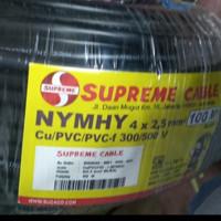 Kabel Listrik NYYHY Serabut 4x2,5 4x2.5mm Supreme