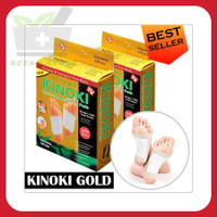 KINOKI GOLD DETOX FOOD PADS ORIGINAL