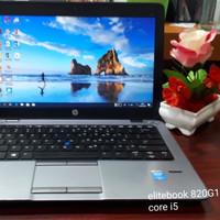 LAPTOP HP ELITEBOOK 820G1 CORE I5 RAM 4GB HDD 320GB MURAH BEGARANSI