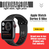 Apple Watch Series 6 Nike 40mm Space Gray with Anthracite/Black