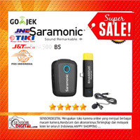 Saramonic Blink 500 B5 Dual-channel Wireless - Microphone RESMI
