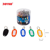Joyko KeyRing no 8 / Gantungan Kunci isi 50 pcs
