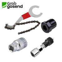 Kunci Sepeda BB HT2 Kotak Treker Crank Gear Sprocket Freewheel