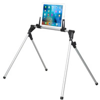 TWD Flexible Foldable Stand Lazypod for Tablet PC or Smartphone [Hitam
