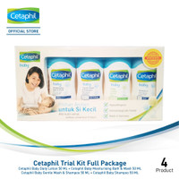 Cetaphil Baby Trial Kit Full Package