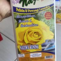 pelicin dan pewangi laundry mawar