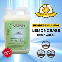 Cairan Pembersih Lantai Sereh Wangi Lemongrass 5 Liter Karbol Sabun