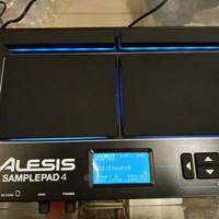drum elektrik alesis sample pad 4