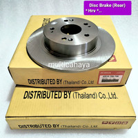 Disc brake piringan cakram rem belakang Honda HRV 42510-T8N-T00