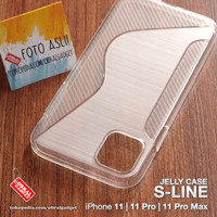 Soft Jelly Case Apple iPhone 11 / Pro / Max Softcase Casing Silicon