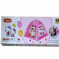 Pop Tent Tenda Kemping Anak - Tenda Mandi Bola