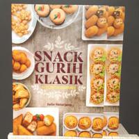 Buku Snack Gurih Klasik Nyonya Rumah Julie Sutarjana