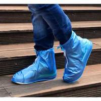 Favolook Cover Hujan Sepatu Waterproof dan Elastis - KVC2 - L
