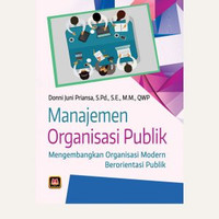 Manajemen organisasi publik