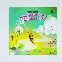 Buku cerita anak - seri dongeng tumbuhan - full colour -bestari kids