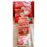 Good Day Mocacino Kopi Instan 20 gram (Renceng / 10 Sachet )