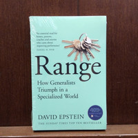 Range: Why Generalists Triumph in a Specialized World Book by David