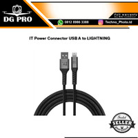 IT Power Connector USB A to LIGHTNING Kabel Type A to LIGHTNING NEW