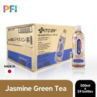 ITO EN JASMINE GREEN TEA 500ML / DUS