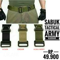 BLACKHAWK Tali Ikat Pinggang Pria Outdoor Military Tactical Belt