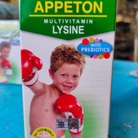 appeton multivitamin Lysine