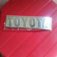 emblem Toyota untuk Toyota 2F