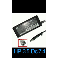 Original Adaptor Charger Laptop HP 18V 3.5A Jarum besar