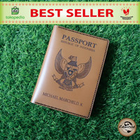 Passport Cover Original Premium Leather