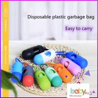 Tempat kantong sampah plastik popok serbaguna / kantong sampah gulung