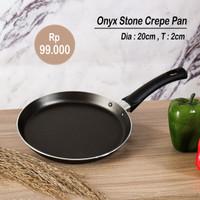 PERO ONYX STONE CREPE PAN