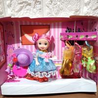 Mainan Boneka Anak Perempuan Boneka Kecil Murah