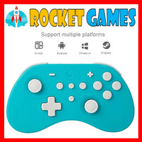 Gulikit Pro Controller Elves Nintendo Switch NS19 Turquoise