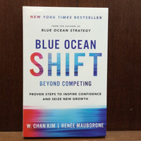 Blue Ocean Shift: Beyond Competing - Proven Steps to Inspire Confide