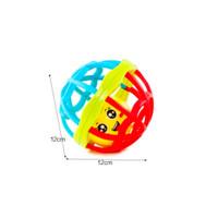 Mainan Edukasi Anak Rattle Tongkat Bola Gigitan Bayi ~ RATTLE STICK