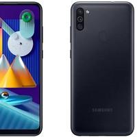 Samsung Galaxy M11 3/32Gb -Garansi Resmi 1thn