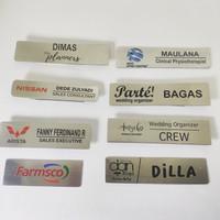Pin magnet / Name tag magnet / Nama dada magnet