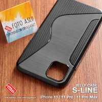 Soft Jelly Case Apple iPhone 11 / Pro / Max Softcase Silicon Casing