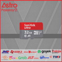 Memory Card Micro SDHC A1 Sandisk Ultra 32GB Speed Up To 98 MB/s