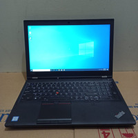 Laptop Lenovo Thinkpad P53 Core i7 9750H 16GB SSD 512 NEW Terjangkau